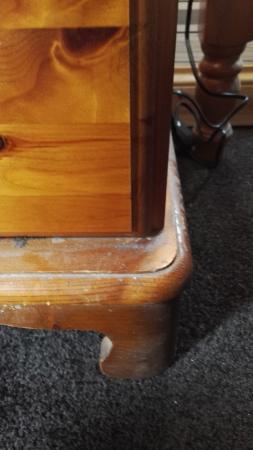 Alness, UK: Bedside cabinet