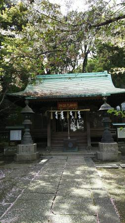 Suwadai Shrine