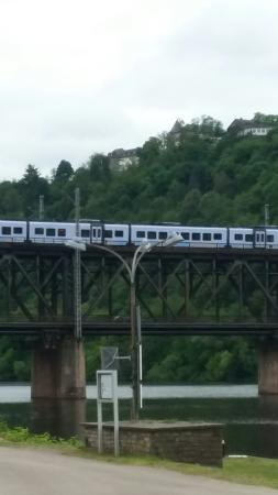Bullay, Duitsland: Doppelstockbrücke