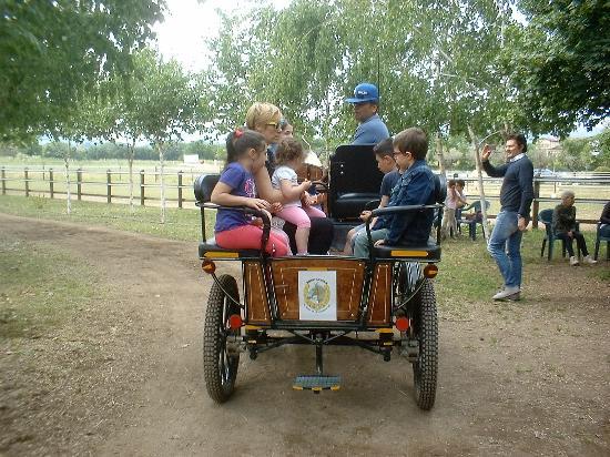 Equitazione Campo Abierto