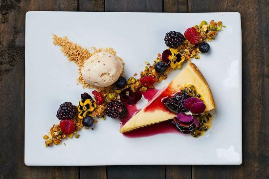 Bloubergstrand, Sudáfrica: Cheese Cake