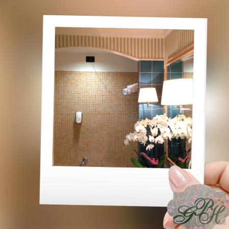 Green Park Hotel : bagno