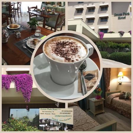 Green Park Hotel : vari ambienti