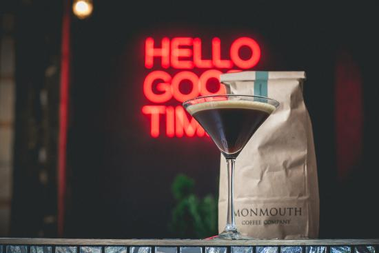Caffeine & Cocktails