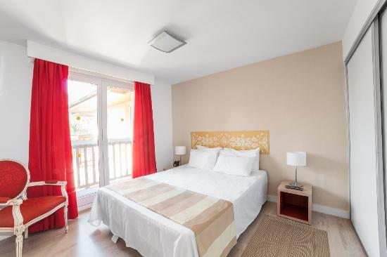 Connelles, Francia: Bedroom