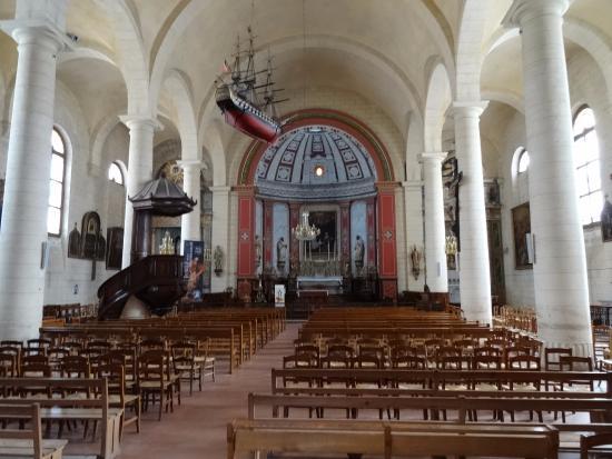 Eglise Saint-Martin de Pauillac