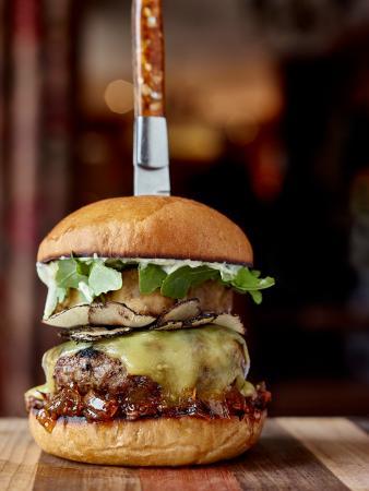 Birmingham, MI: Foie Burger- To die for