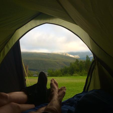 Umshanti : Camp site