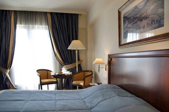 Volos Palace Hotel: Suite