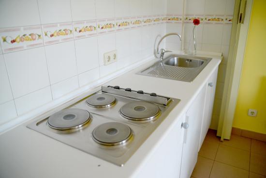 Naveces, Espagne : Cocina
