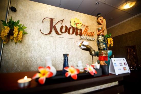 At The Front Of Koon Thai Massage In Glebe - Billede Af -1037