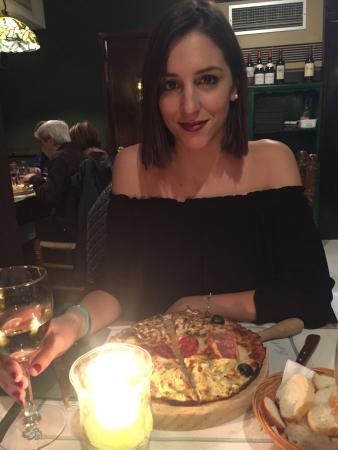 Mislata, Spanien: Pizzeria Verdi Bianco