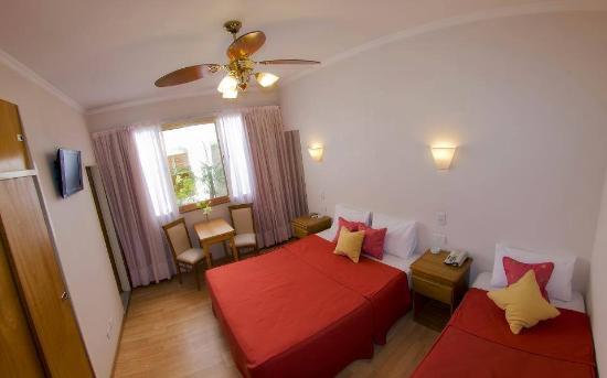 Hotel Rey Buenos Aires: Habitación Triple Superior