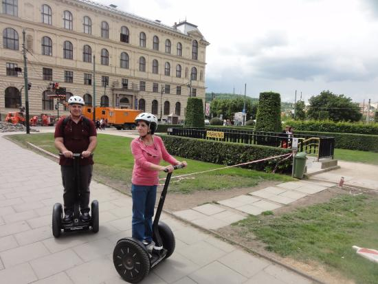 Prague Segway tours EasySegway: Tour Prague in a fun way