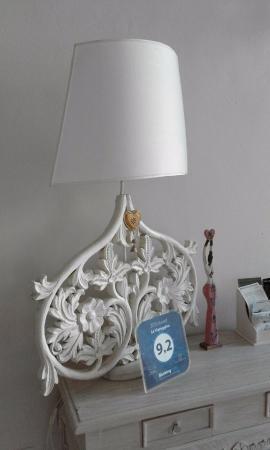 La Viareggina : Particolare lampada