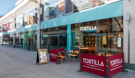 Image result for guildford mexican restaurant tortilla