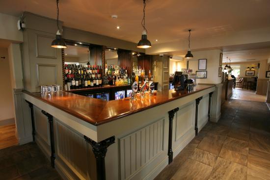 Heddon-on-the-Wall, UK: Bar