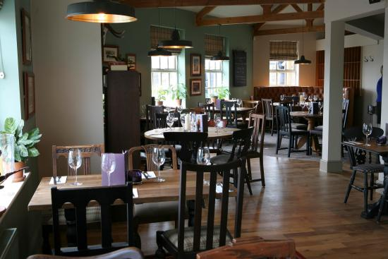 Heddon-on-the-Wall, UK: Interior