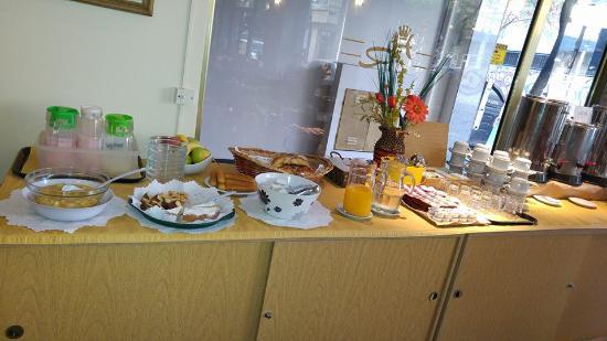 Hotel Rey Buenos Aires: Desayuno Buffet
