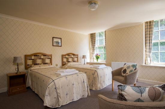 The Royal Dunkeld Hotel: Twin room
