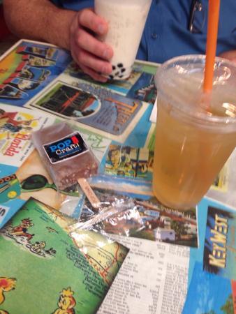 Tea Largo