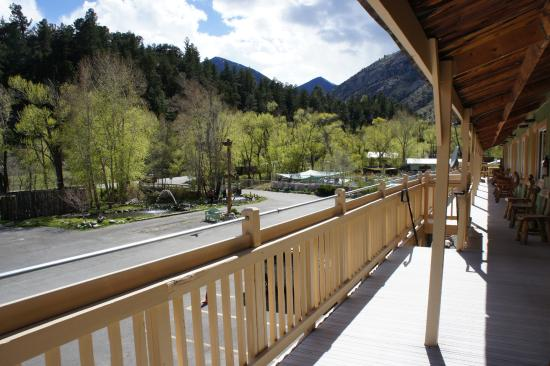 Buena Vista, CO: View from the room