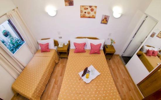 Hotel Rey Buenos Aires: Habitación Triple Clasica