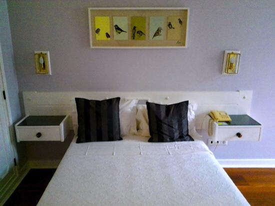 Hotel Jardim Viana Do Castelo: Bed