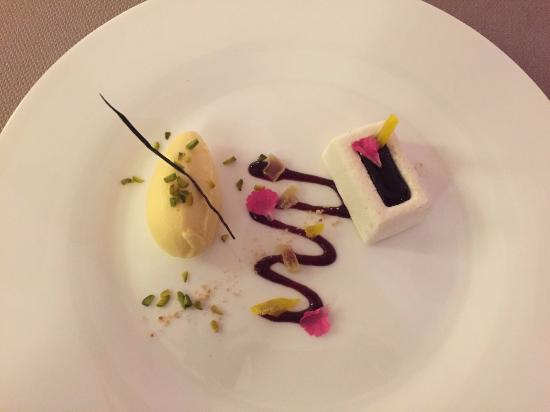 Govone, Italië: dessert 1