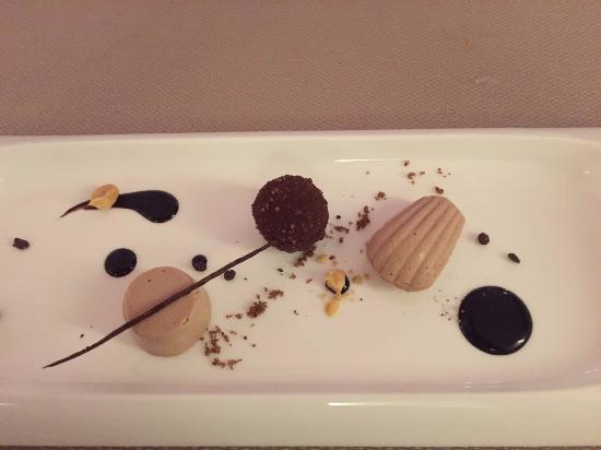Govone, Italië: dessert 2