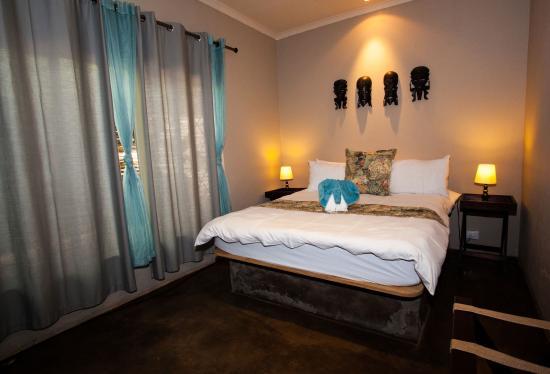 Balule Private Game Reserve, Güney Afrika: Croc Cottage Room