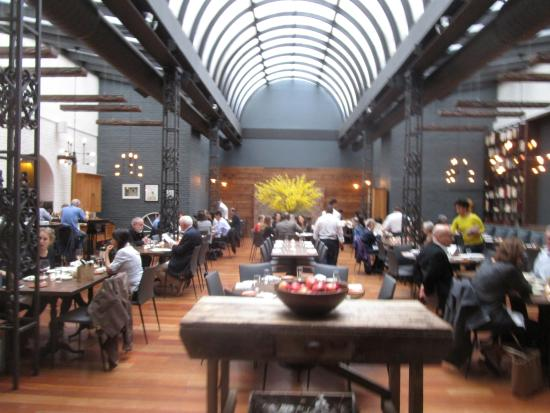 The Milling Room - Picture of The Milling Room, New York City ...