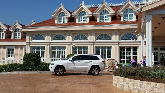 Foto del bellissimo soggiorno - Picture of Gardaland Hotel ...