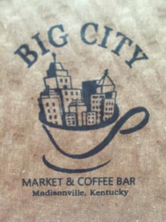 Madisonville, KY: ❤️ big city.