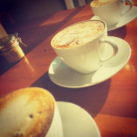 Bury, UK: Lovely Coffee