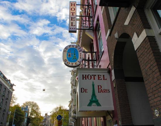 Hotel de Paris Amsterdam