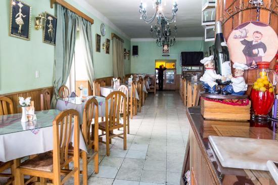 Restaurant Pagador: Ambiente do restaurante