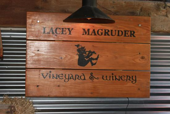 Lacey Magruder Winery: Lacey Magruder