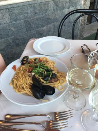 Ristorante Pizzeria Calypso: Dinner