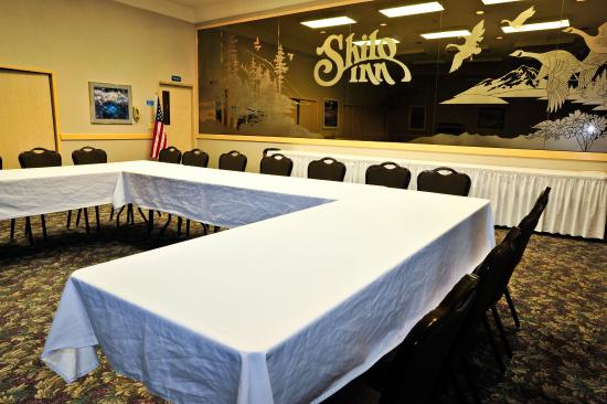 Shilo Inn Suites - Coeur d'Alene: Flexible meeting space