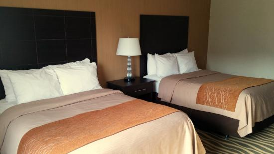 Barrie, Canada: Newly Renovated Guest Room