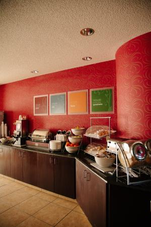 Tunkhannock, PA: Breakfast Counter
