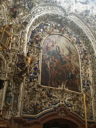 Lucena, España: Interior y exterior