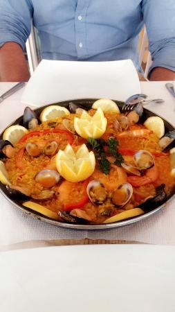 Domingo Restaurante Terraza