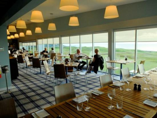Panorama Restaurant Menu Inverness