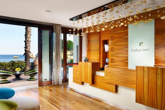 La Plage Resort: Reception