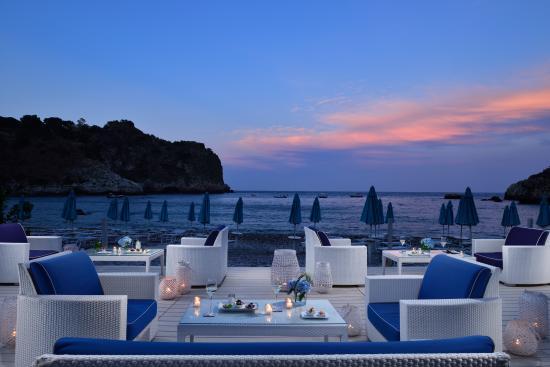 La Plage Resort: Beach bar aperitif