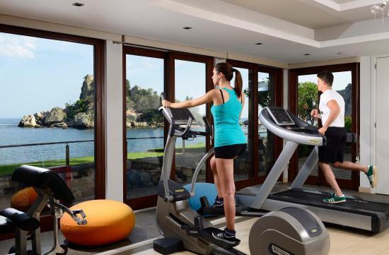 La Plage Resort: Fitness room