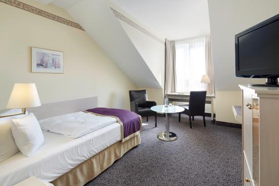 BEST WESTERN Hotel Helmstedt: Comfort Einzelzimmer