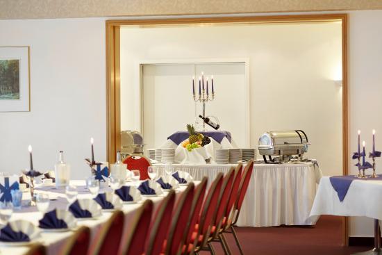 BEST WESTERN Hotel Helmstedt: Bankett / Veranstaltung